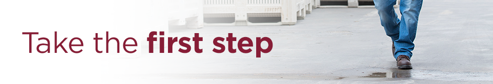 Enroll - Take the first step